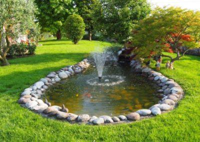 fontane e arredo giardini